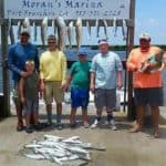fishing on louisiana charter