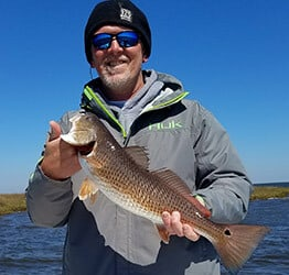 fishing charter inshore