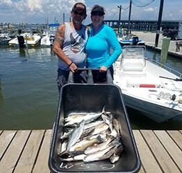 coastal fishing charters