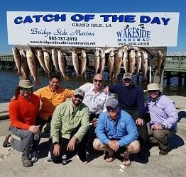 Grand Isle Fishing Guides